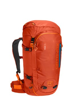Backpack ORTOVOX PEAK 35 DESERT ORANGE - 2021