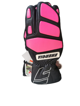 ENERGIAPURA GLOVES MOFFOLA SOFT RACE BLACK/FUXIA