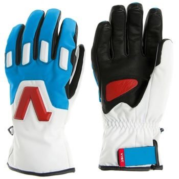 Gloves VIST TERRA GLOVES MAN WATER/WHITE - 2019/20