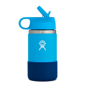 HYDRO FLASK 12 OZ KIDS WILD STAW LID & BOOT PACIFIC