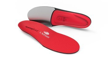 Insoles SUPERFEET RED HOT