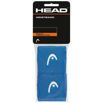 HEAD WRISTBAND 2,5`  BLUE