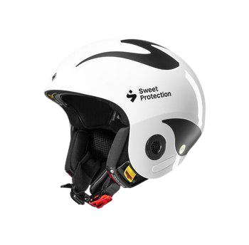 Helm SWEET PROTECTION VOLATA GLOSS WHITE - 2020/21