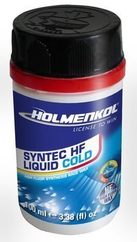 Ski wachs HOLMENKOL SYNTEC SPEED LIQUID COLD