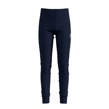 Thermounterwäsche ODLO ACTIVE WARM KIDS BOTTOM LONG DIVING NAVY