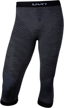 Thermounterwäsche UYN MAN FUSYON UW PANTS MEDIUM GREY YORK/AVIOL/WHITE MEN - 2020/21