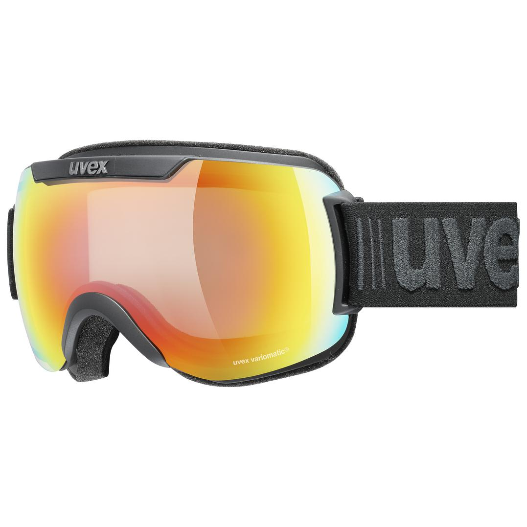 Brille Uvex Downhill 2000 V Black 2020 21 Skiausrustung Skibrillen Uvex Krakowsport Pl