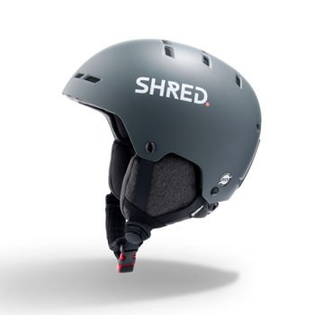 Kask SHRED TOTALITY NOSHOCK GREY - 2020/21
