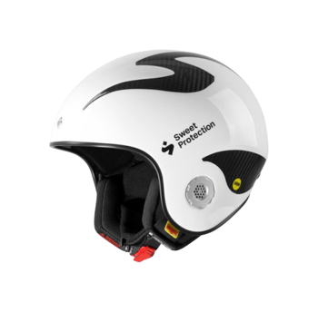 Kask SWEET PROTECTION VOLATA WC CARBON MIPS GLOSS WHITE - 2020/21