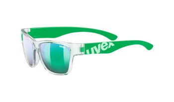 Okulary UVEX SPORTSTYLE 508 Clear Green Junior