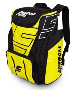 Plecak ENERGIAPURA RACER BAG JUNIOR YELLOW - 2020/21
